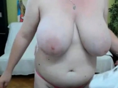 russian bbw webcam huge gut