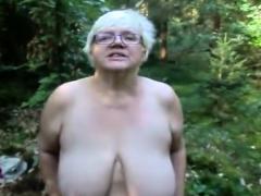 Fat Boobs Chubby Muted Mature Has Sex Alfresco