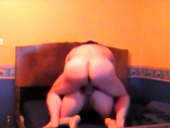 Bbw mature doggystyle poked