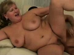Fat granny sex